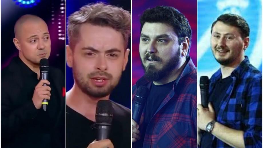 Umorul vine la Chișinău. Râzi la un stand-up comedy show cu Micutzu și Badea