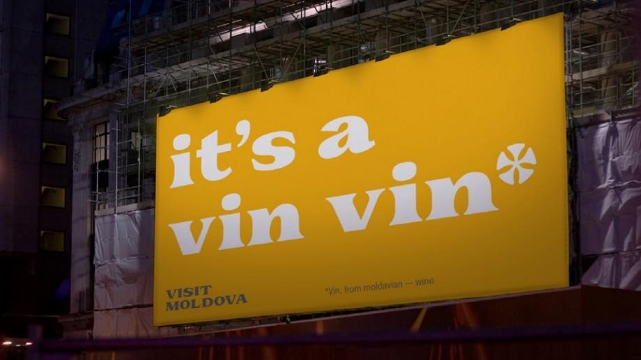 """(foto, video) Alternativa de brand național turistic propusă de către un tânăr din Moldova: """"It's vin – vin situation"""""""
