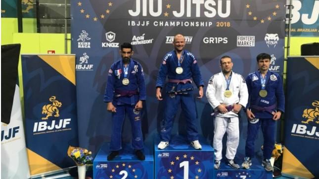 (foto) Moldova a obținut trei medalii la Campionatul European de Jiu-jitsu brazilian