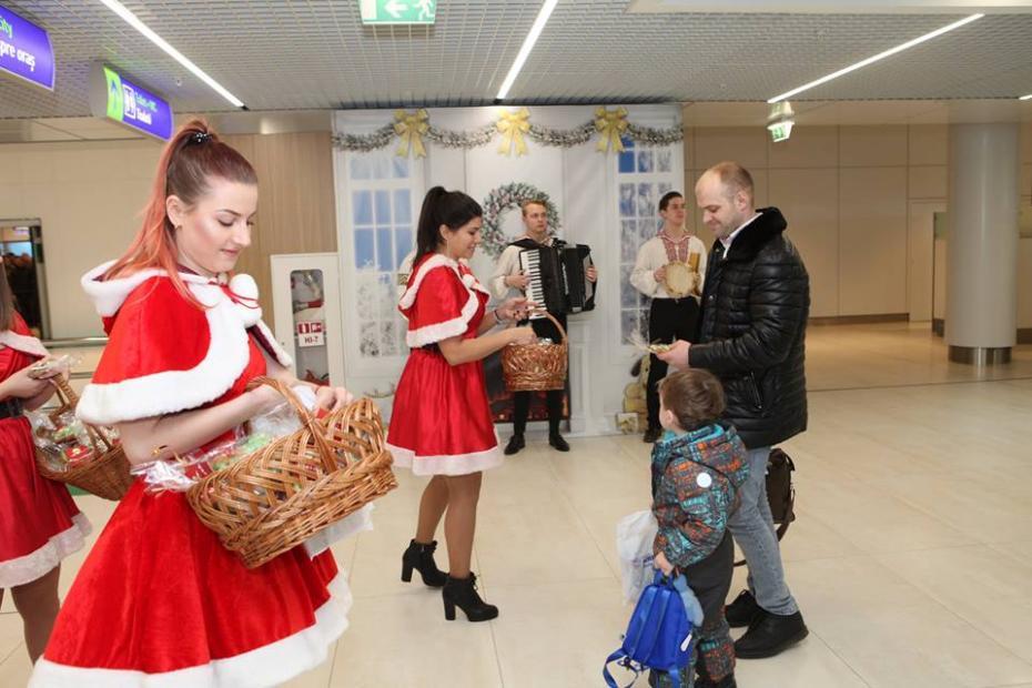 Photo Credit: Facebook/Aeroportul Internațional Chișinău