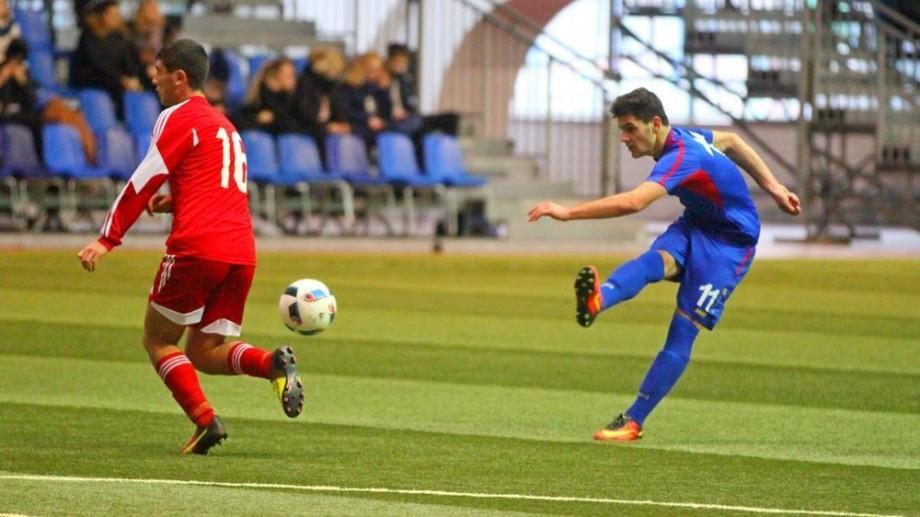"""Moldova U-18 s-a clasat pe locul 9 la turneul """"Cupa Dezvoltării"""", după ce a pierdut cu 0-3 de la Islanda U-18"""