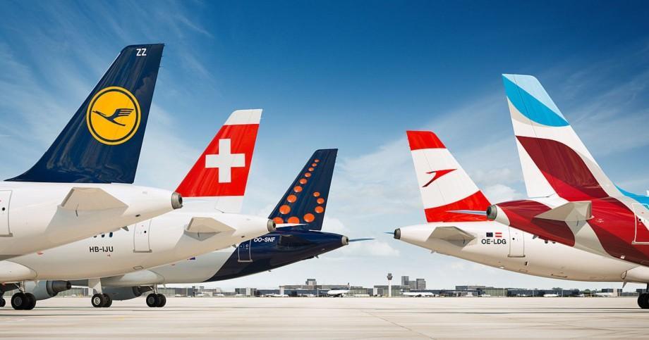 Grupul german Lufthansa a redevenit cea mai mare companie aeriană din Europa