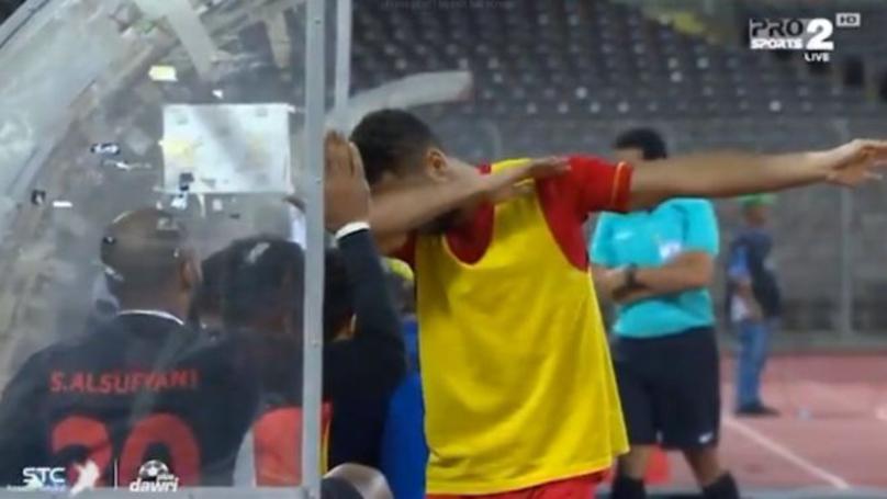 (video) Dab-ul se pedepsește. Un fotbalist riscă ani de închisoare după ce a făcut acest gest  la golul marcat
