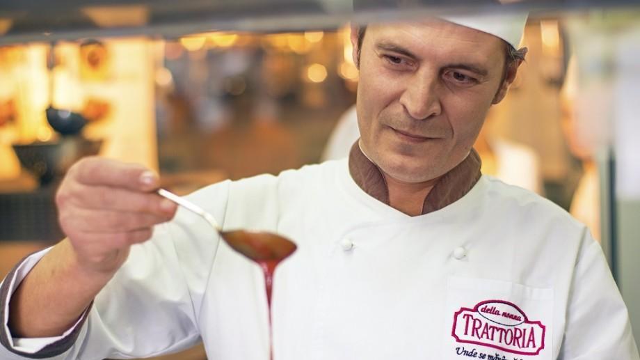 (foto) Îți lasă gura apă! Încearcă noul meniu semnat de chef Diego, la restaurantul Trattoria della nonna – unde se mănâncă bine