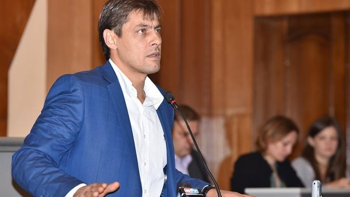 """(video) Viceprimarul de Bălți, Igor Șeremet, și-a dat demisia. """"Primarul este nemulțumit de activitatea mea la primărie"""""""