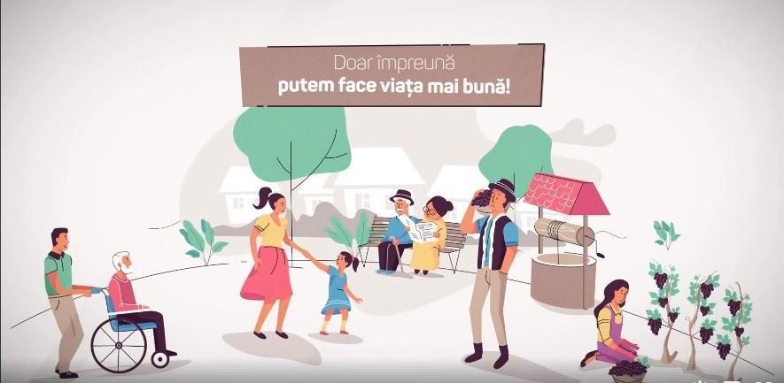 (video) Guvernul a lansat un video în care conturează obiectivele pentru 2030 și îndeamnă cetățenii să se implice