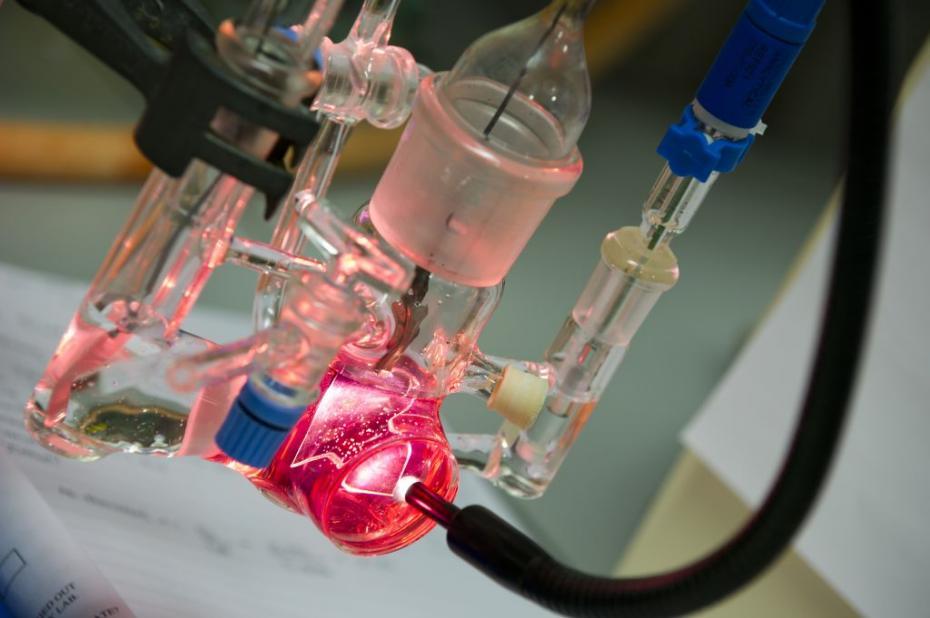 Energy Materials Laboratory - UEA