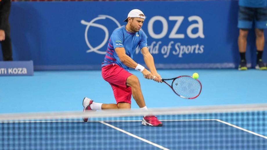 Prima victorie din acest an a lui Radu Albot. Tenismenul s-a calificat în sferturile de finală într-un turneu din Noua Zeelandă