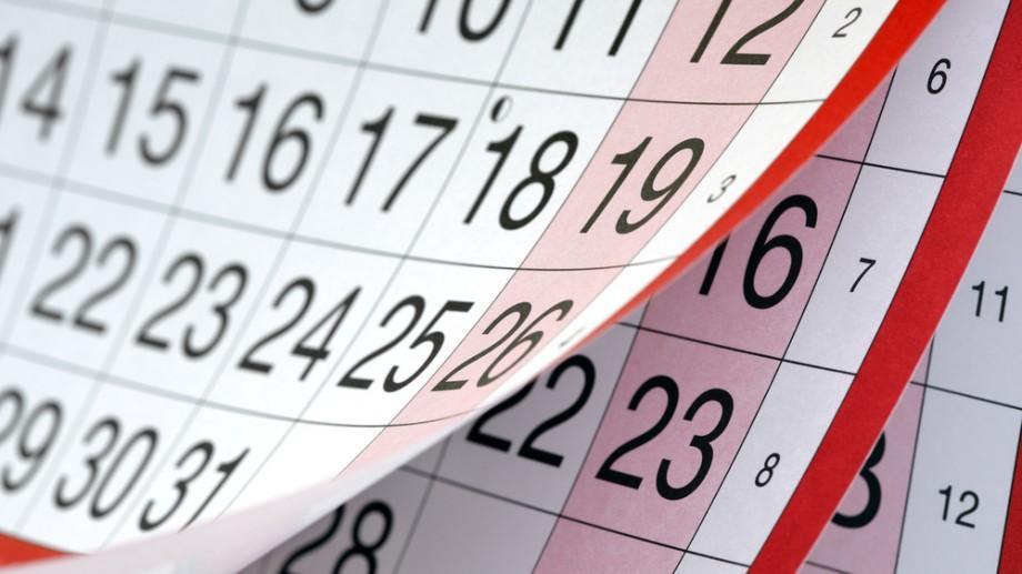 Vom avea mai multe minivacanțe în acest an. Când am putea avea zile libere