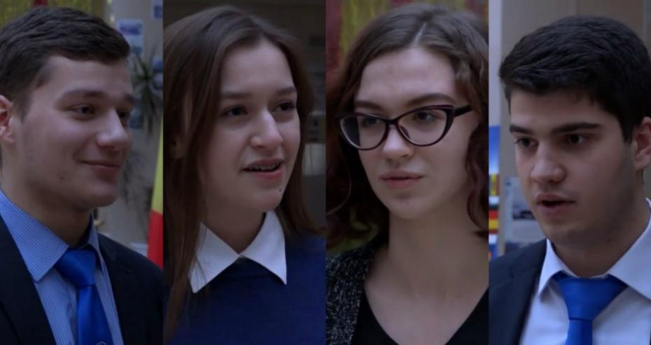 (video vox) De la problemă, la soluție. Cum își pun în practică inițiativele elevii de la Liceul Academiei de Științe a Moldovei