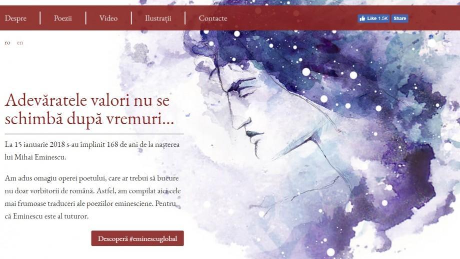 (foto) Cum au încercat brandurile din Moldova să sărbătorească ziua de naștere a lui Mihai Eminescu