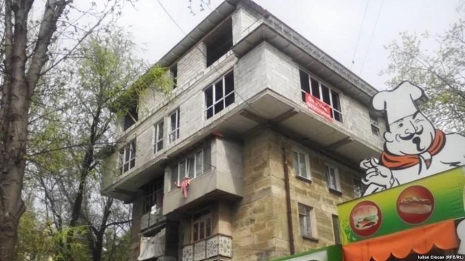 """""""Chişinău, haos urbanistic"""". O publicaţie germană despre arhitectura din Capitală"""