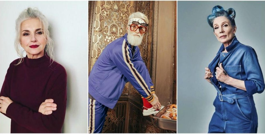 (foto) O agenție de modeling din Rusia recrutează tineri în etate cu vârsta minimă de 45 de ani. Cum arată aceștia