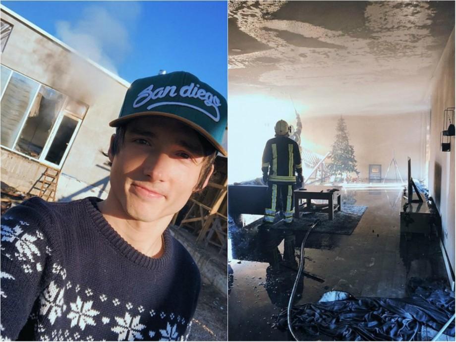 Ilie a adunat deja peste 3 mii euro din suma necesară pentru reparația casei. Aproape 400 de persoane au donat pentru el