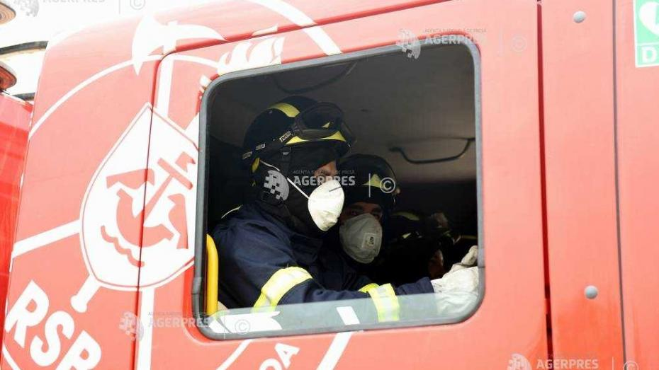 Incendiu la un centru de recreere din Portugalia. Opt persoane au decedat, iar alte 50 au fost rănite