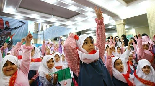 Iranul interzice limba engleză în şcolile primare