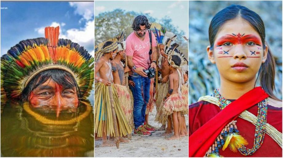 (foto) Peste 500 de ani după prima întâlnire cu europenii. Cum trăiesc în secolul XXI triburile de indieni din Brazilia