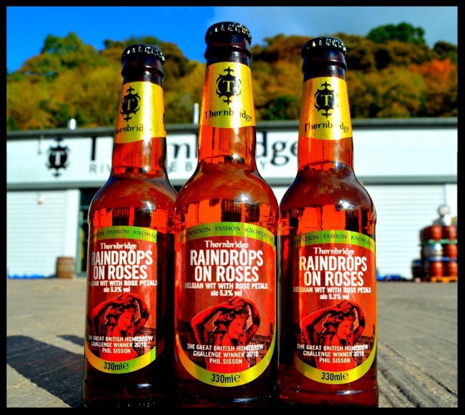 Photo Credit: Thornbridge Brewery