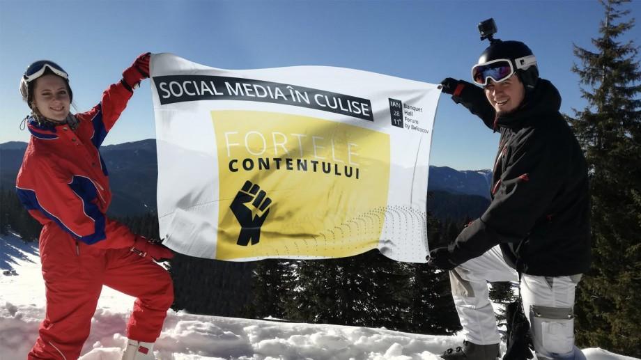 Cum îți promovezi afacerea prin conținut? Descoperă forța Social Media și află experiența companiilor de top din Moldova