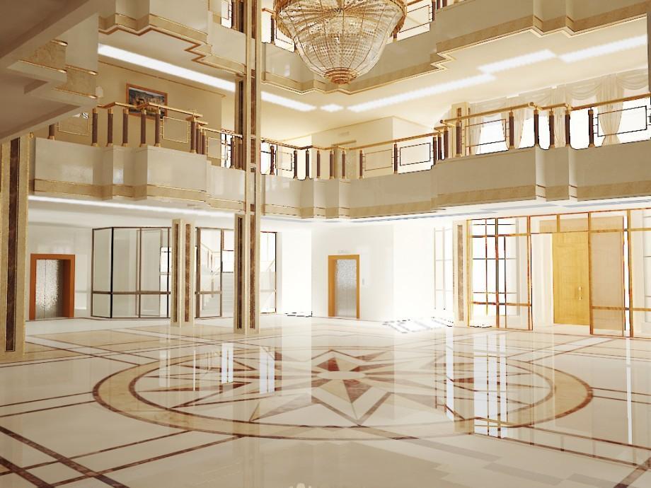 (foto) Cum va arăta clădirea Președinției Moldovei renovată din banii oferiți de Turcia