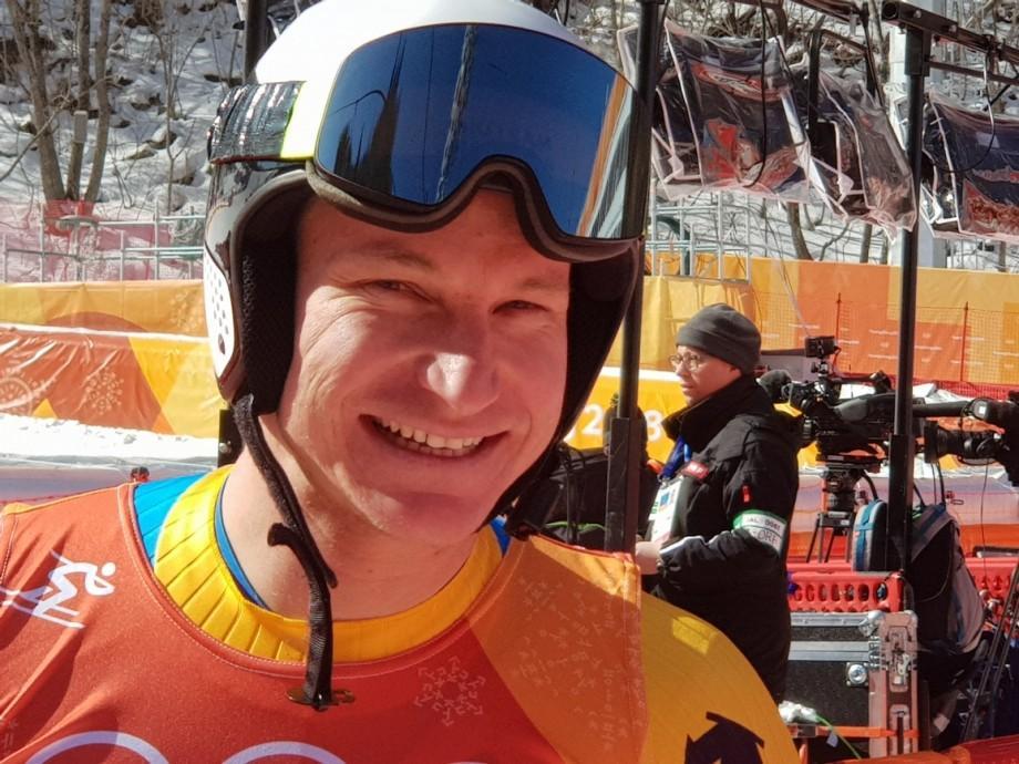 Heorl a ocupat poziția 41 la disciplina combinată la Jocurile Olimpice de iarnă de la PyeongChang