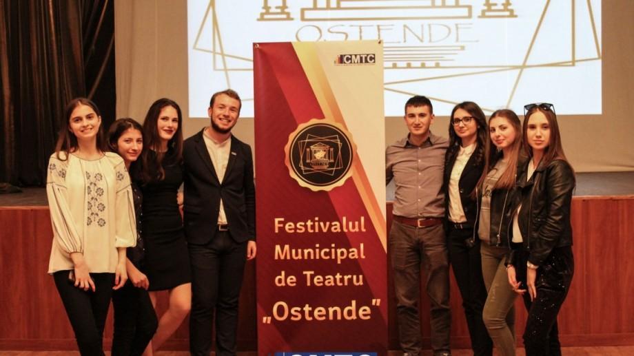 """Participă cu echipa ta la Festivalul de Teatru """"Ostende"""", unde puteți câștiga premii bănești. Cum te înregistrezi"""