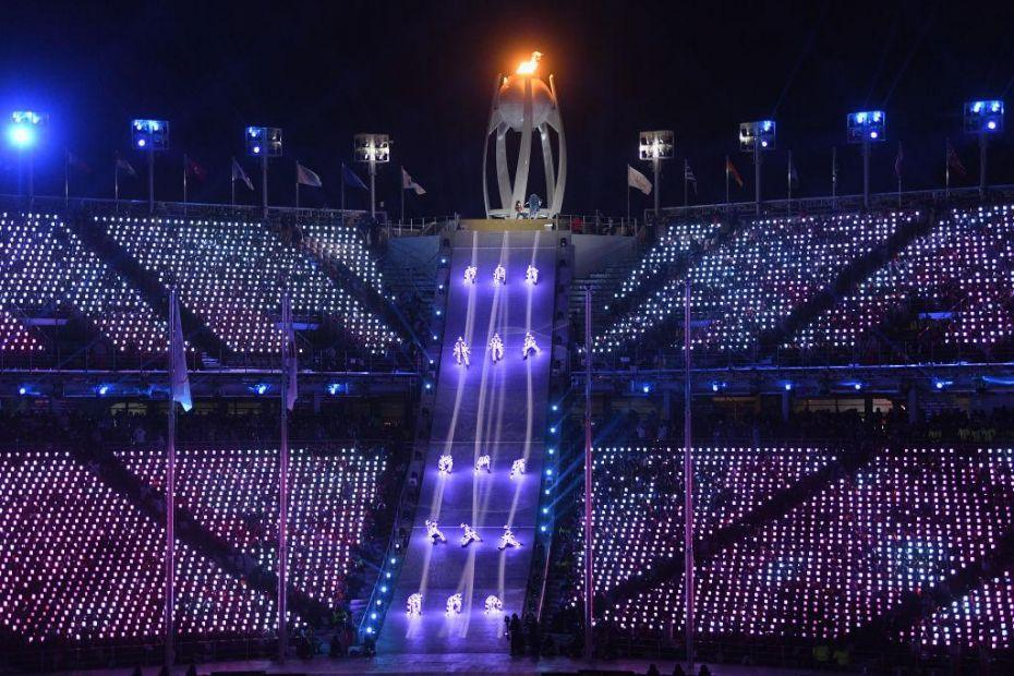2018 Winter Olympic Games - Closing Ceremony_924017578