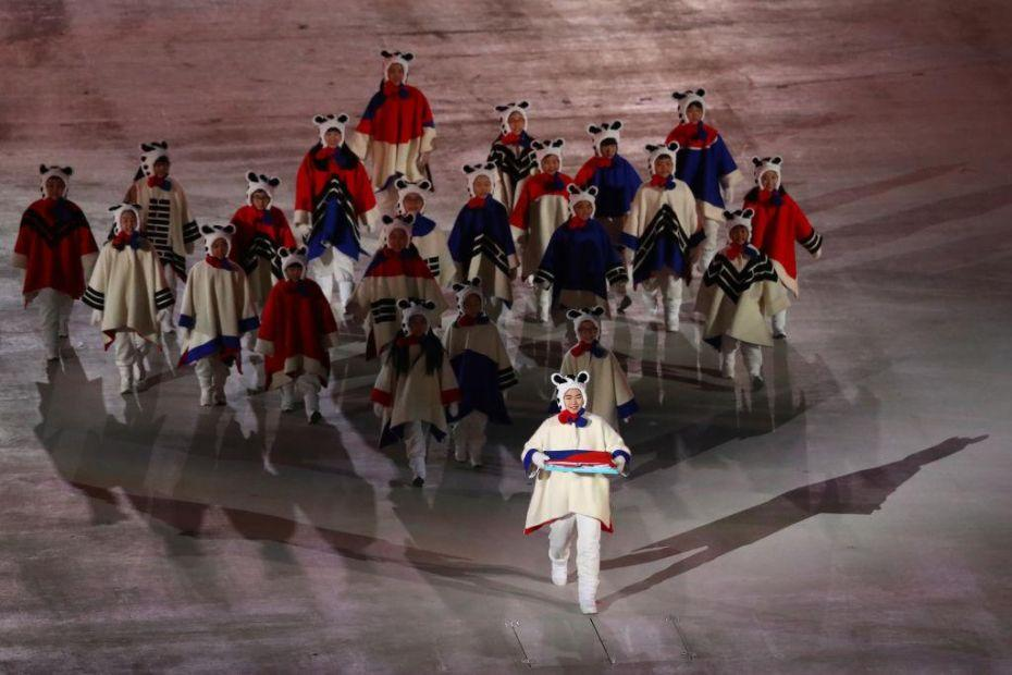 2018 Winter Olympic Games - Closing Ceremony_924018088