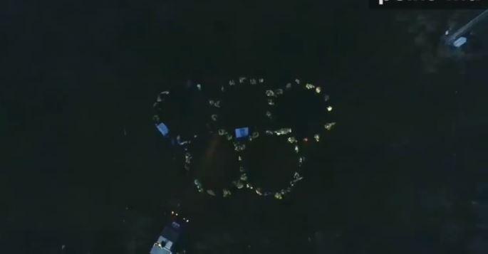 (video) La Taraclia a avut loc un flash-mob în susținerea sportivilor moldoveni la Jocurile Olimpice