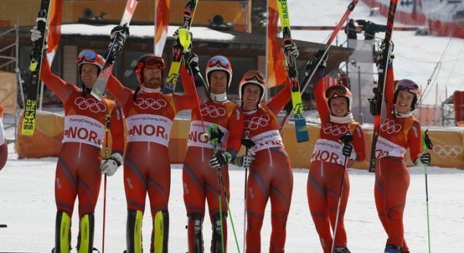 Lista țărilor care au obținut cele mai multe medaliilor la Jocurile Olimpice de iarnă 2018