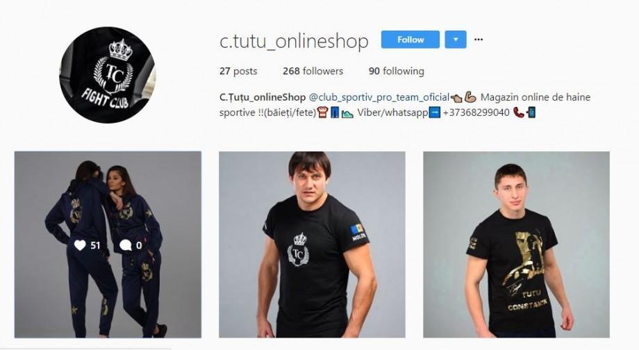 """(foto) Deputat cu magazin de haine. Cât te costă să porți brandul """"Constantin Țuțu"""""""