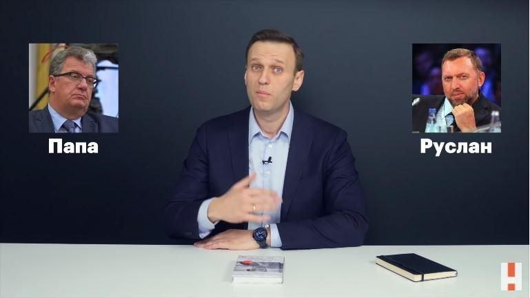 (video)  Instagram și Youtube riscă să fie blocate în Rusia. Scandal cu implicarea oligarhului Deripaska, o prostituată de lux și Navalnîi