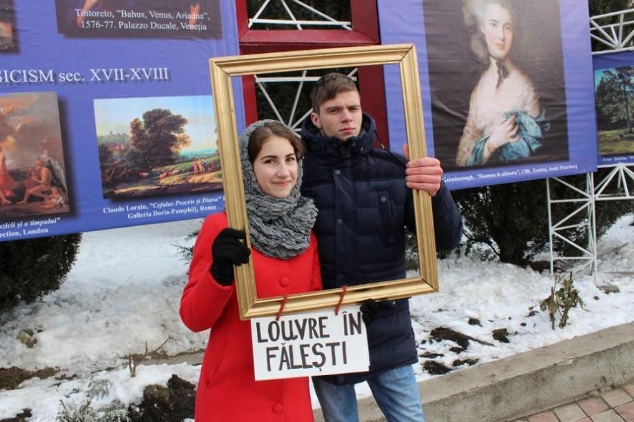 (foto) Opere cu renume mondial și jazz. La Fălești a fost deschis primul Muzeul în Aer Liber din Moldova