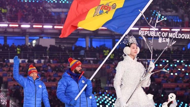 (foto) Cele mai mici delegații ale țărilor participante la Jocurile Olimpice de iarnă