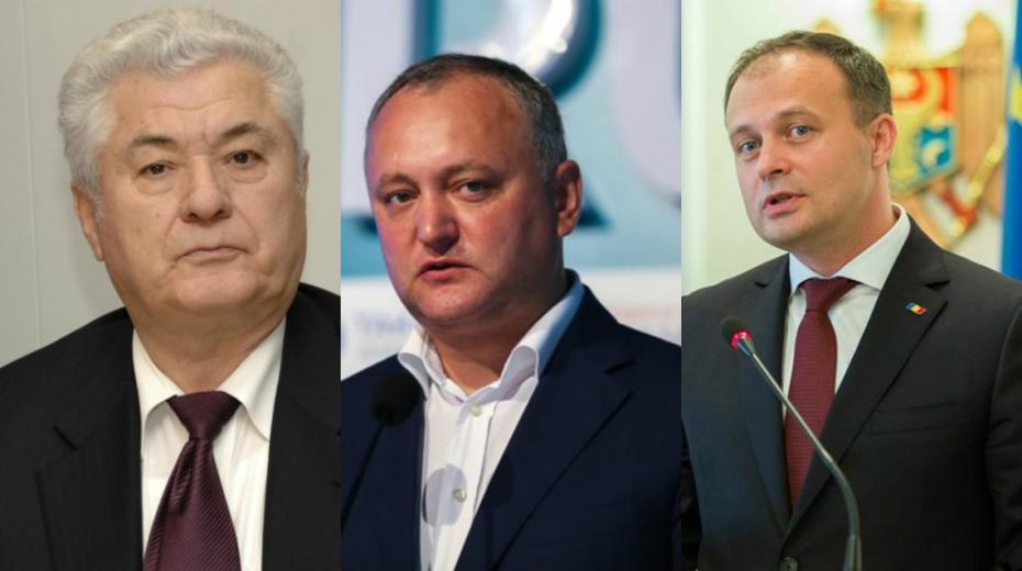 (video) Suspendările lui Dodon și întrebarea lui Voronin către Candu: Va indica în CV-ul său de câte ori a înlocuit președintele pentru 5 minute?