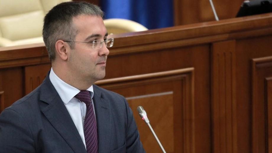 """(doc) Deputatul Sergiu Sîrbu cere Procuraturii Generale să facă """"lumină"""" în cazul banilor din caritate"""