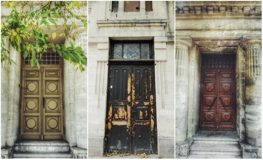 (foto) Ușile de pe străzile Chișinăului. Cum arată monumentele de arhitectură de pe strada Toma Ciorbă