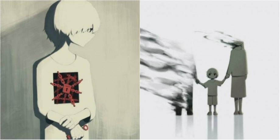 (foto) Probleme sociale ce nu pot fi explicate. Un artist din Japonia desenează emoțiile, pe care le-au trăit fiecare dintre noi