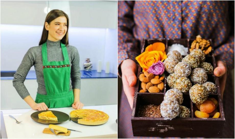"""(video) Unde-s tinerii: """"Mama nu-mi dădea voie să gătesc"""". Autoarea blogului Valerie's Food vorbește despre încercările din spatele rețetelor perfecte"""