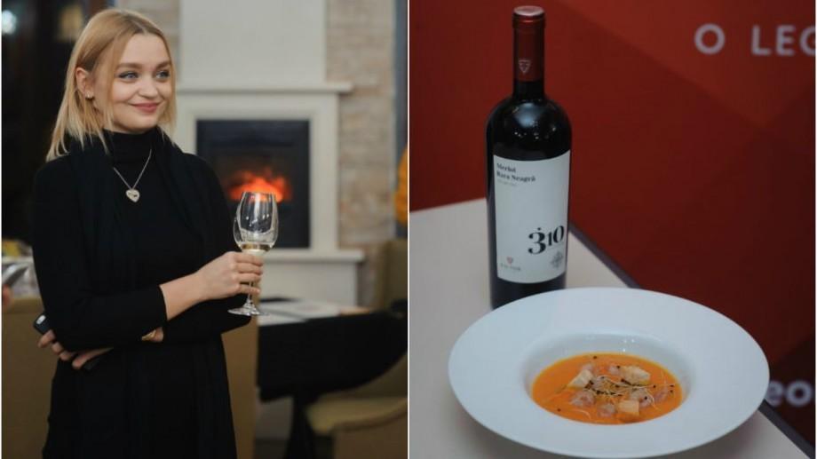 """(foto) Vin și mâncăruri delicioase. Cum a fost marcată încheierea ediției de iarnă a campaniei """"Wine Friendly"""""""