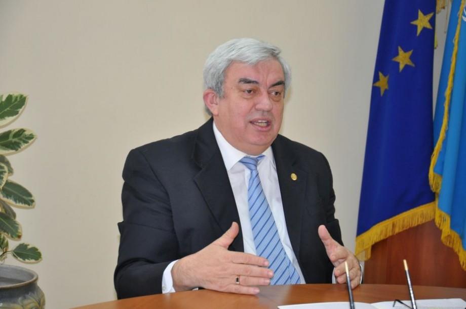 Președintele AȘM, Gheorghe Duca, și-a dat demisia. A condus Academia din 2004