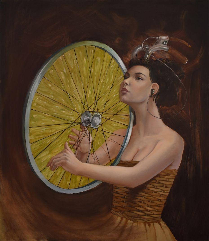 eLisapeta oil on canvas 60x80cm