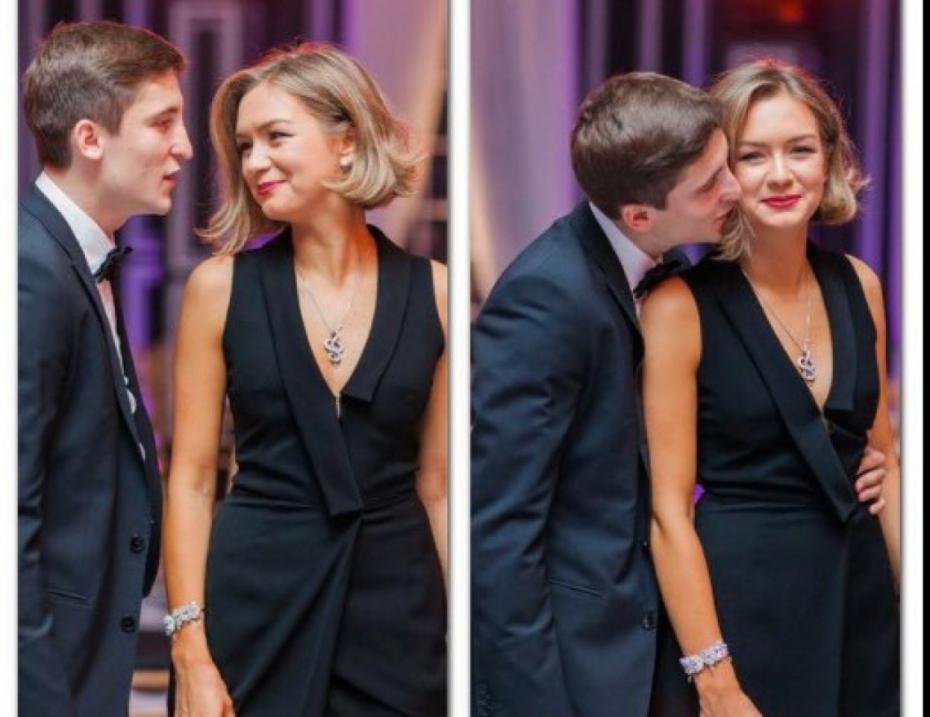 (foto) Iubita lui Marius Leancă, fiul vicepremierului, numită consilieră în cabinetul acestuia. Cum explică Iurie Leancă