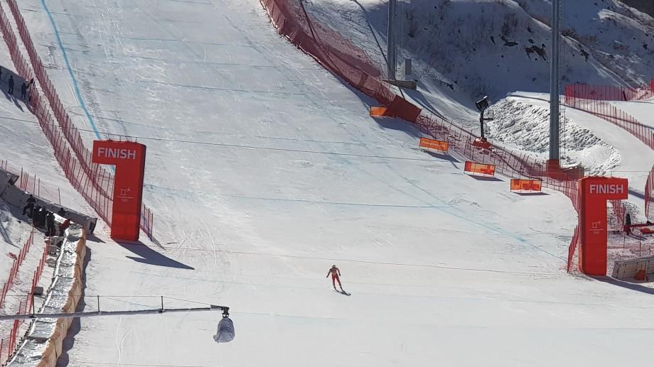 Cristopher Hoerl s-a clasat în top 40 laschi alpin, proba de coborâre, la Jocurile Olimpice de iarnă din PyeongChang