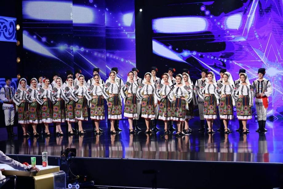 """(video) JOC pe scena de la """"Românii au talent"""". De mult timp nu am mai văzut așa ceva"""