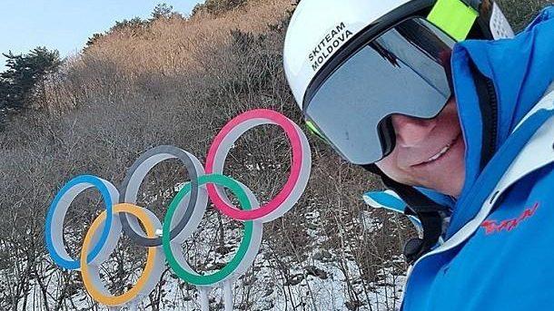 S-a stabilit pe ce dată va participa Republica Moldova la proba de schi alpin, la Jocurile Olimpice de Iarnă 2018