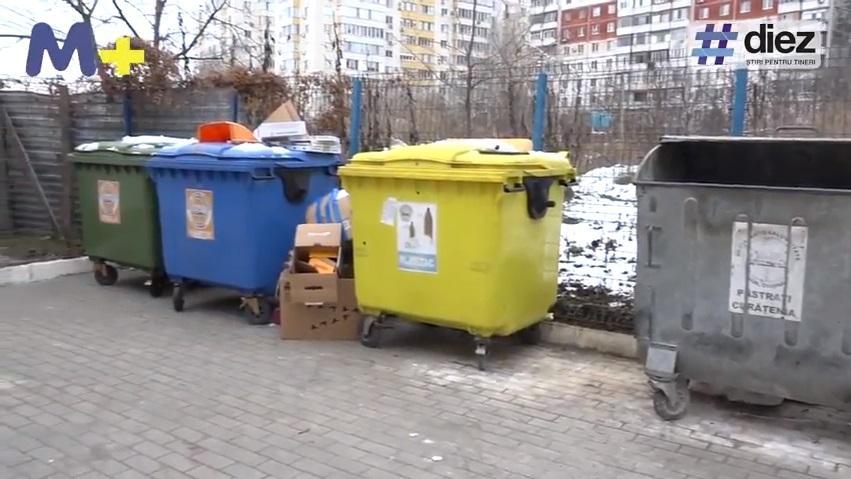 (video, infografic) Drumul deșeurilor. Ce se întâmplă cu acestea după ce ajung în tomberoanele de sortare