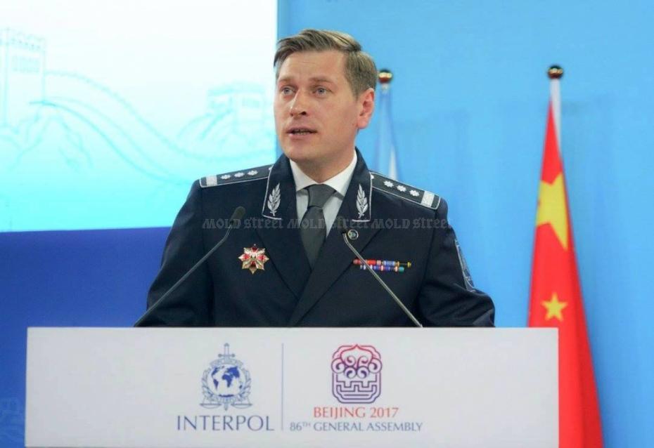 fostul șef al Poliției de Rutieră