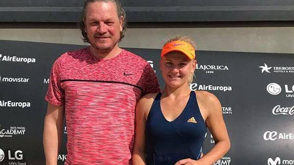 Tenismena din Moldova, Alexandra Perper, a câștigat turneul din Manacor
