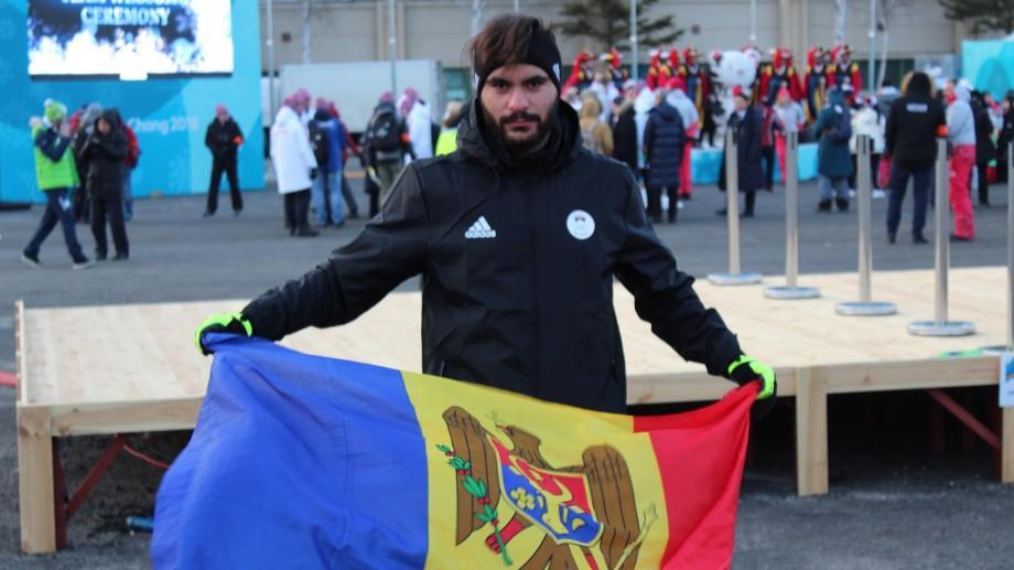 (foto) Biatlonistul Nicolae Gaiduc va fi portdrapelul Republicii Moldova la Jocurile Olimpice de iarnă